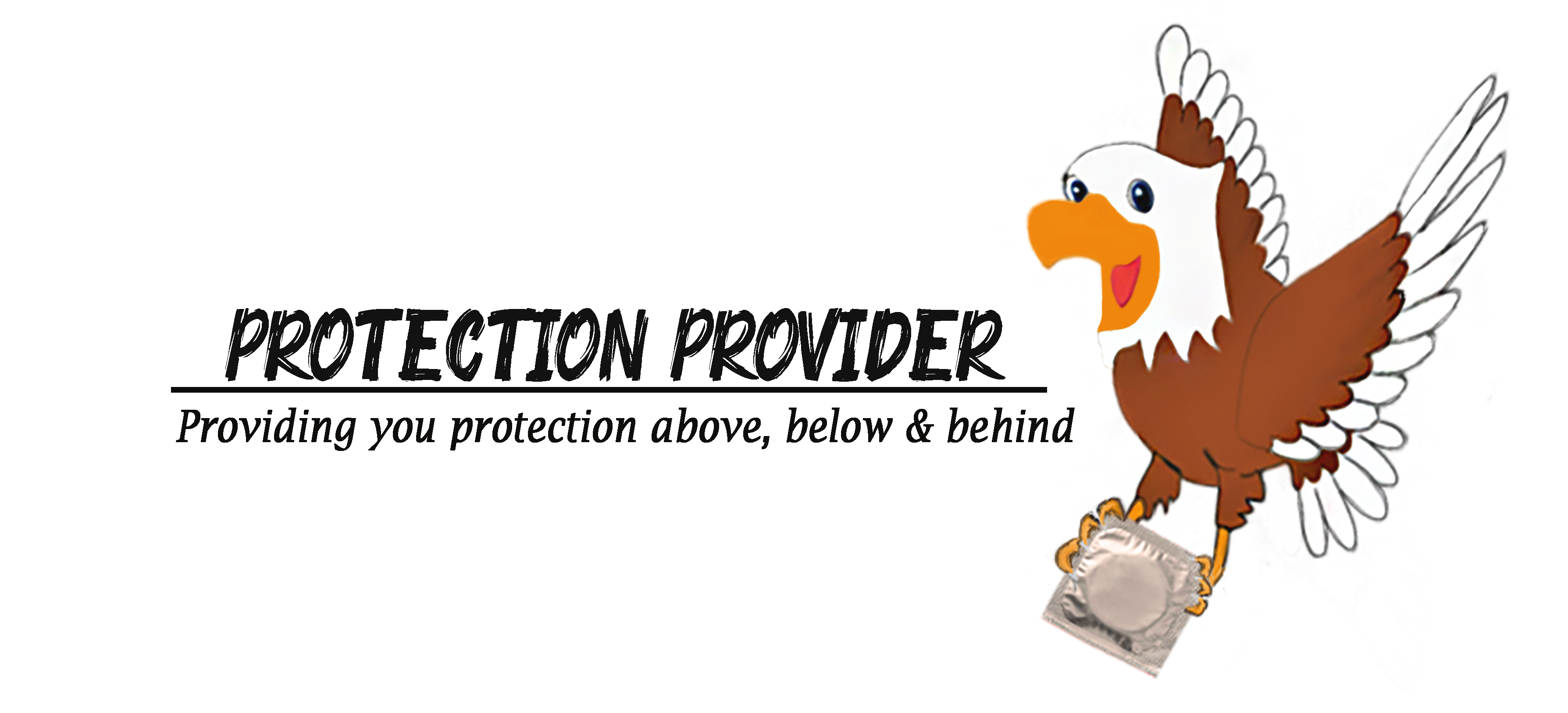 Protection Provider. Providing your protection above, below & behind